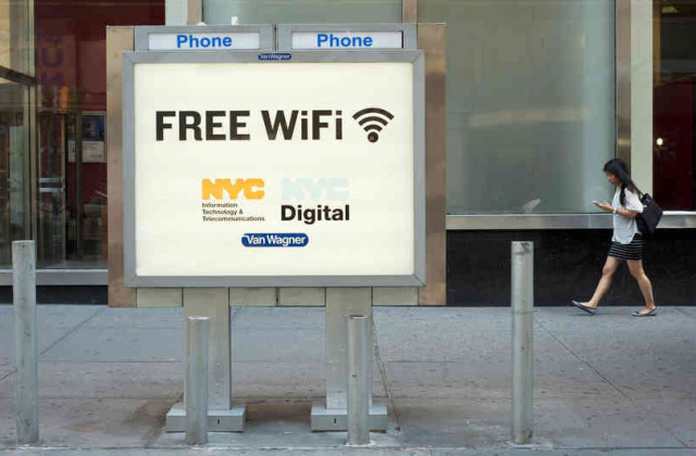 Free Wifi Nyc Map.Phone Booths Replaced By New Wifi Kiosks In Nyc Are Dangerous